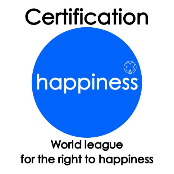 logo certification happiness